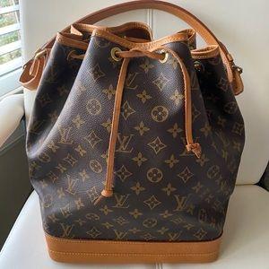 Authentic Louis Vuitton Noe GM Bag